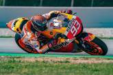 VIDEO: Mira cómo Marc Márquez regresa a la pista en Barcelona